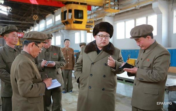 У КНДР відбулися масштабні навчання артилерії