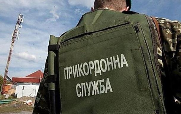 В Ужгороде пограничник  погорел  на взятке