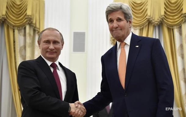 Керри: Путин намекнул на решение вопроса Савченко