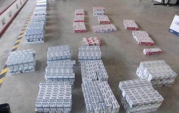 Нелегальный рынок сигарет в Украине сократился в десять раз