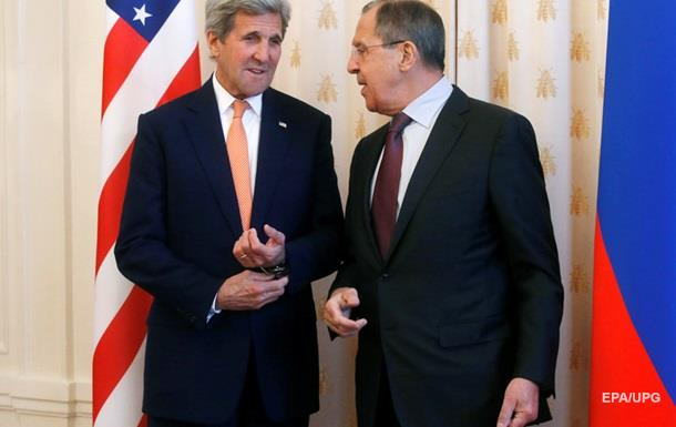 Оттепель между США и РФ. Визит Керри в Москву