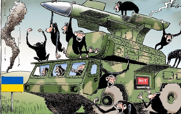 Украина хочет восстановить свой ядерный статус