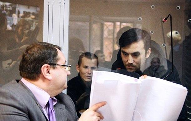 Появились фото с места убийства Грабовского
