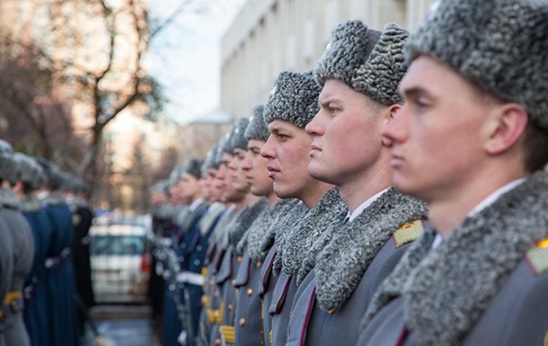 Украина отмечает годовщину создания Нацгвардии