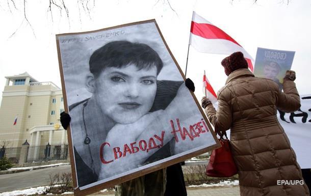 Пєсков розповів, що заважає звільненню Савченко