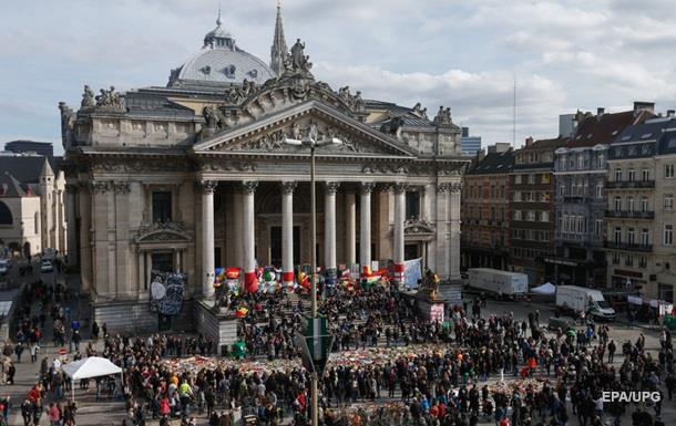 """В Брюсселе отменили """"марш против страха"""""""