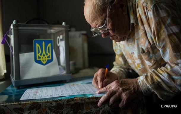В Украине выбирают рекордное число старост
