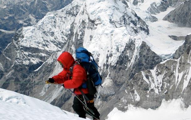 Украинский альпинист упал с Эльбруса