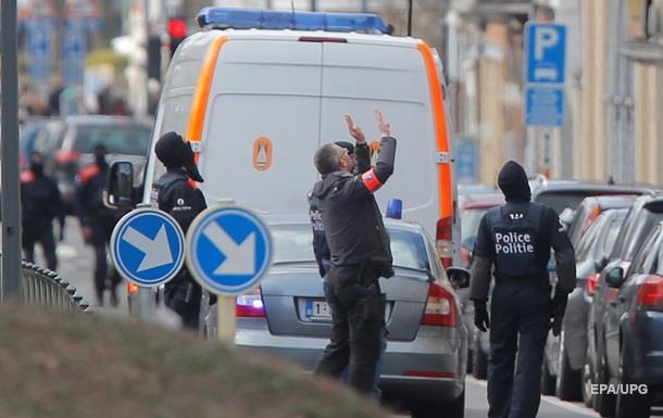 Полиция Бельгии задержала четырех подозреваемых в терроризме