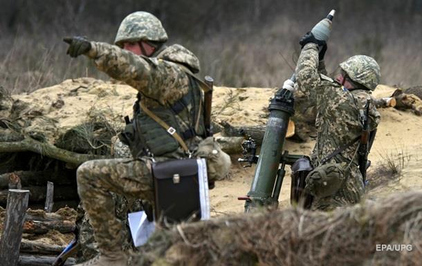 Ситуация на Донбассе: обстрелы усиливаются