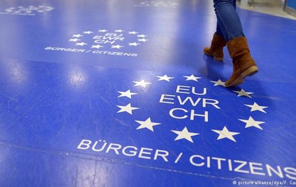 Австрия за введение погранконтроля для граждан ЕС