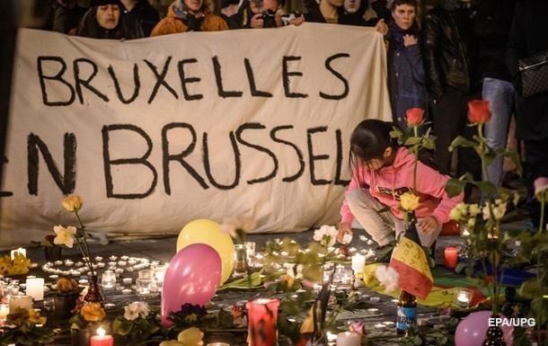 Теракты в Брюсселе: идентифицированы тела 28 погибших