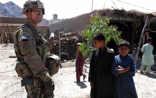 Американский военный в Афганистане застрелил ребенка