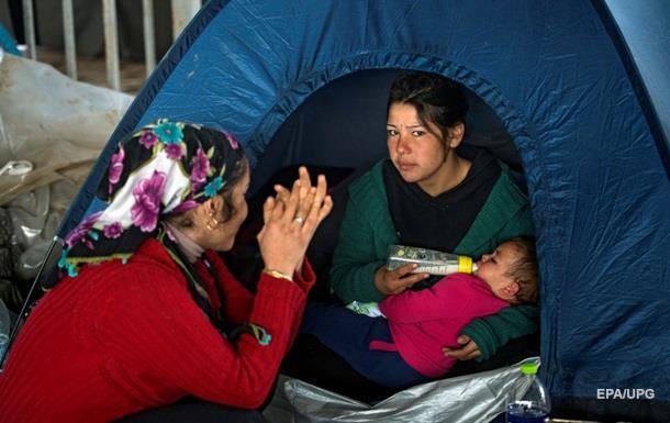 В Македонии из-за мигрантов продлен режим ЧС