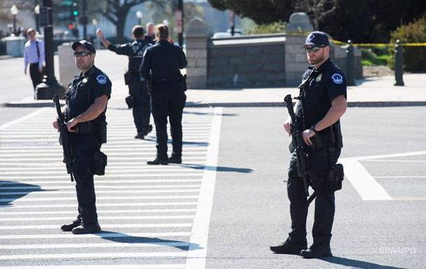 Полиция США рассказала подробности стрельбы в Конгрессе