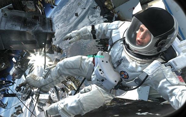 Новый Call of Duty  забросит  геймеров в космос