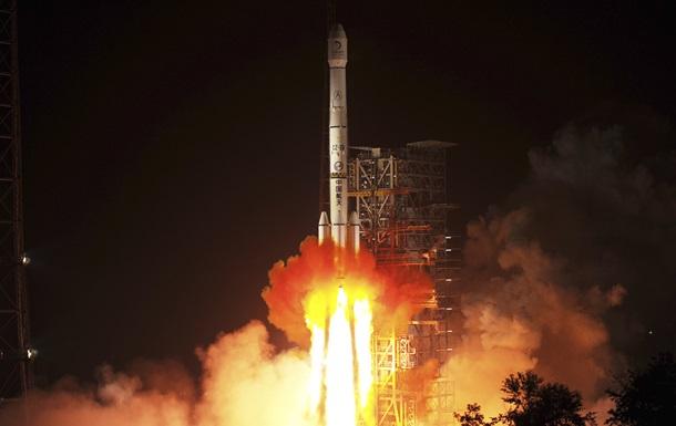Китай запустил новый спутник для навигационной системы
