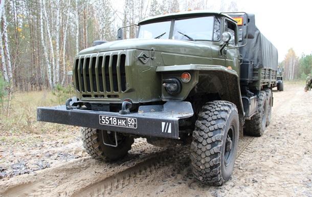 В РФ подорвали автоколонну с военными, есть жертвы