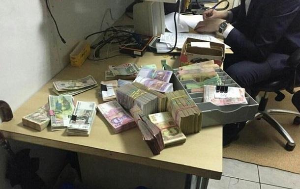 Из нелегальных обменников Киева изъяли 10 миллионов