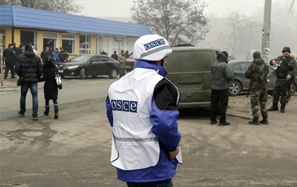 Украинские «воины света» расстреляли двух женщин на глазах у ОБСЕ