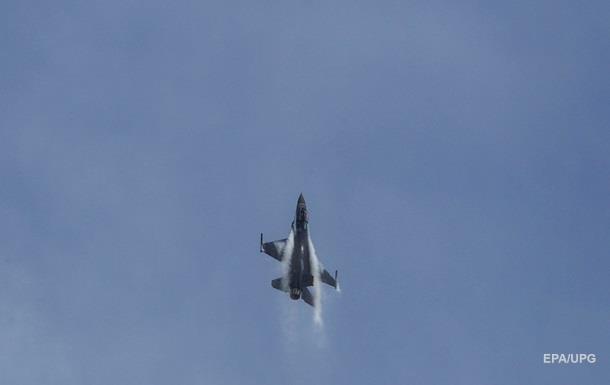 Талибы взяли ответственность за крушение F-16 США