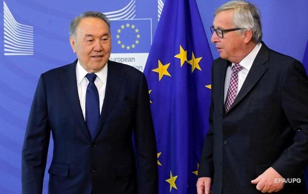 Казахстан попросил о безвизовом режиме с ЕС