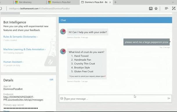 Microsoft показала будущее ботов