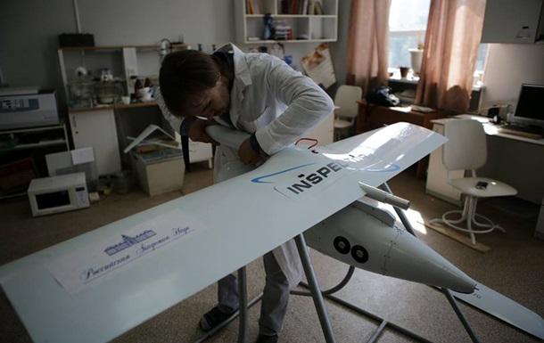 В России начались испытания трех видов тяжелых беспилотников