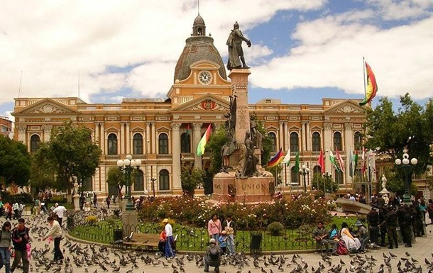 Нарис політичної історії Болівії до початку ХІХ століття
