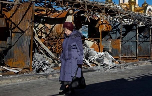 В АТО пенсионеров начали лишать льготного проезда