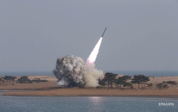 КНДР запустила очередную ракету - СМИ
