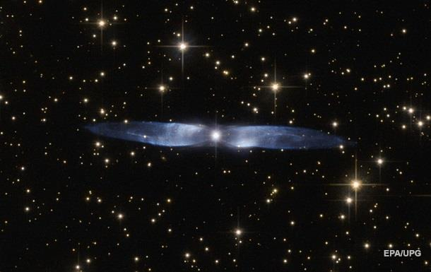 Астрофизики обнаружили звезду скислородной атмосферой