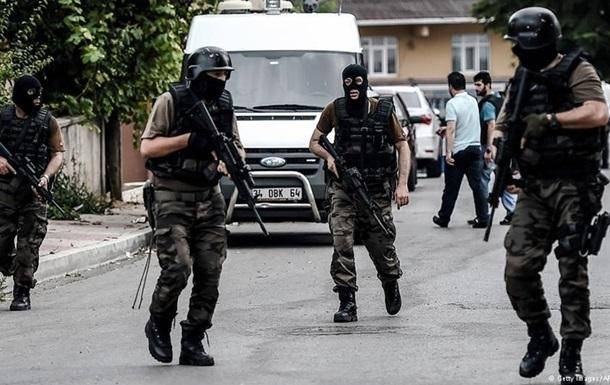 АТО в Турции: задержаны 15 человек
