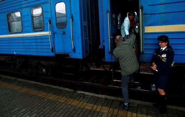 Укрзализныця назначила еще два дополнительных поезда