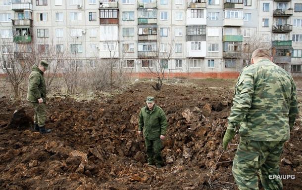 Военные заявляют о росте артобстрелов на Донбассе