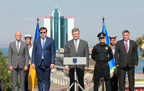 Что мог сделать, но не сделал в Одессе Саакашвили