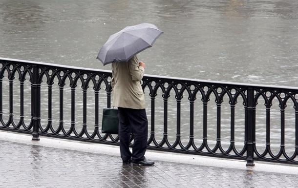 На вихідних в Україні різко похолодає