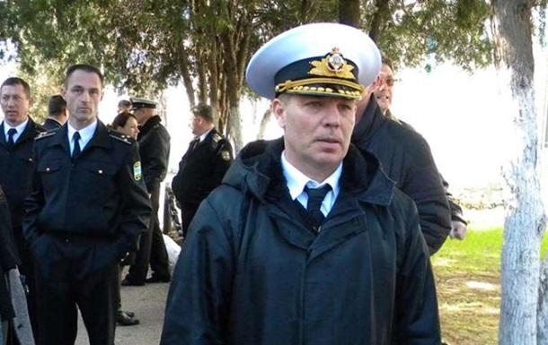 Президент поменял командующего ВМС Украины: флот возглавил боевой генерал