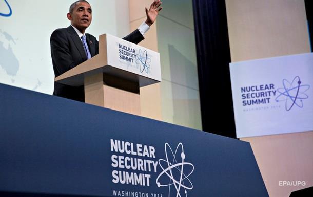 Обама похвалил Украину за отказ от высокообогащенного урана