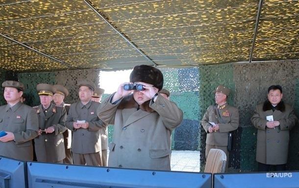КНДР запустила зенитные управляемые ракеты - СМИ