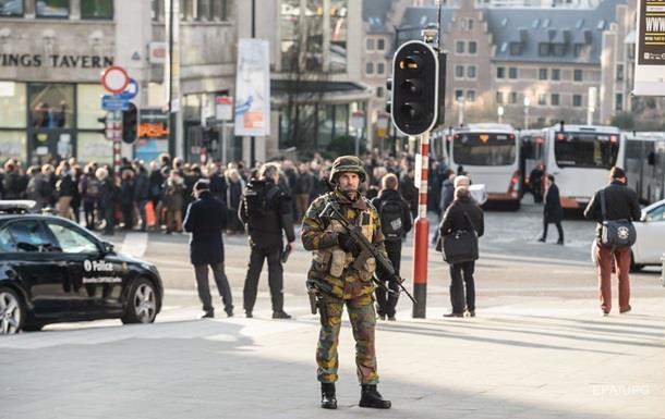 Беспорядки в Брюсселе: около сотни задержанных