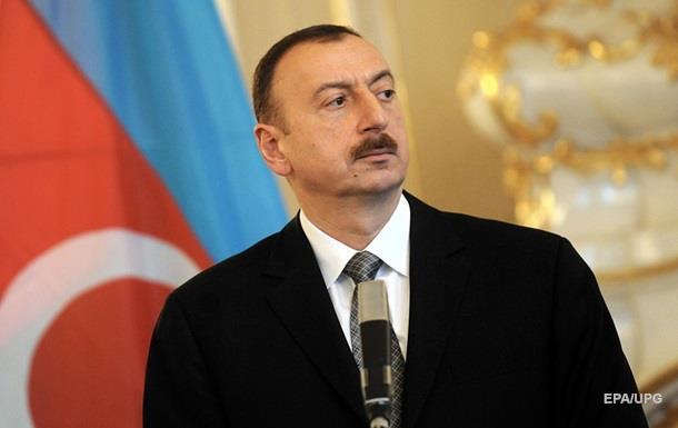 Президент Азербайджана созвал Совбез