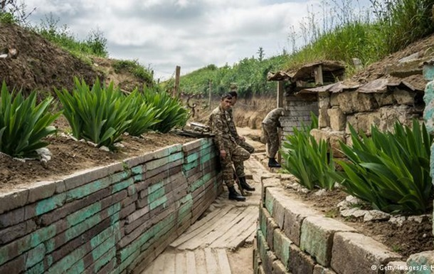 Баку готов решить конфликт в Карабахе военным путем