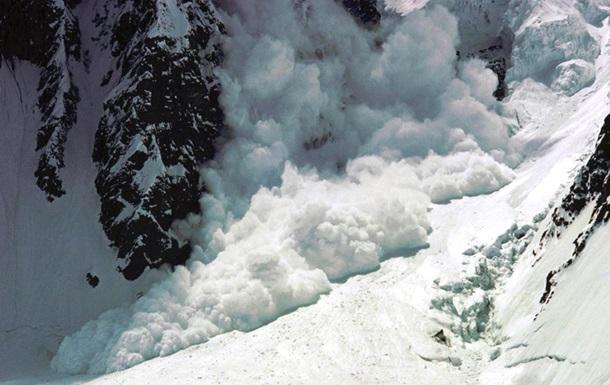 На Прикарпатье объявлена повышенная лавинная опасность