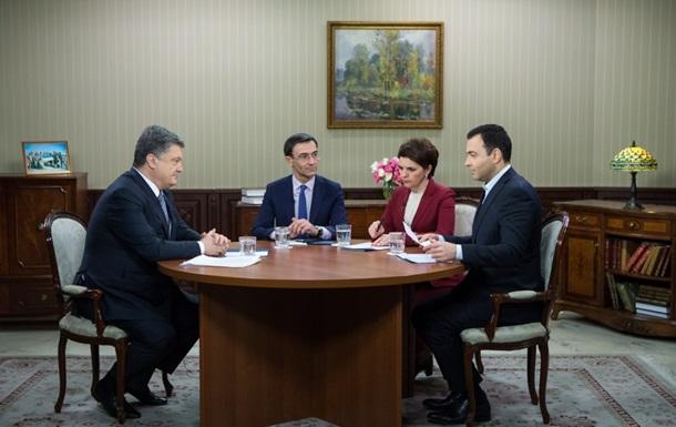 Порошенко не хочет разрыва дипотношений с РФ