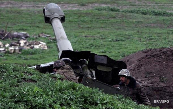 Армения сообщила обуничтожении трёх азербайджанских танков вКарабахе