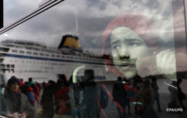 Греция начала депортацию мигрантов в Турцию