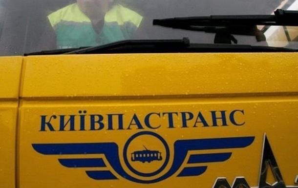 Чиновник Київпастрансу  погорів  на хабарі