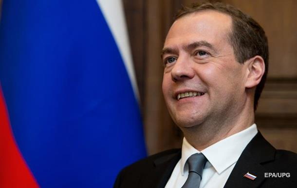 Медведев: Государства в Украине нет