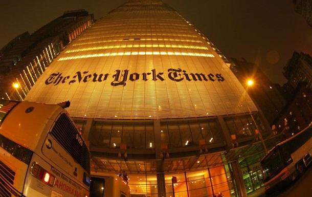 The New York Times — гибридный ретранслятор зрады